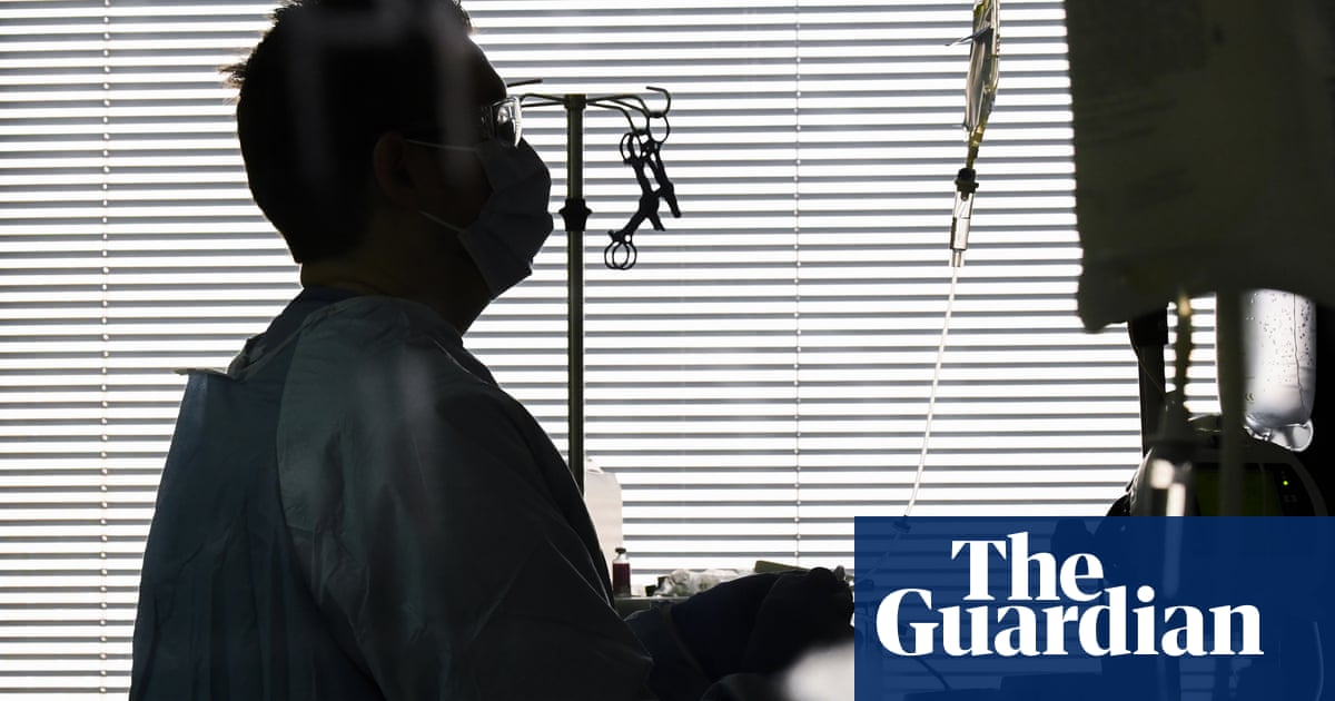 'It's too late': US doctor says dying patients begging for Covid vaccine