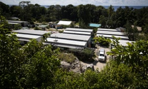 Refugee settlement on Nauru. The Australian government spent $320,000 fighting requests for urgent medical transfers last financial year.