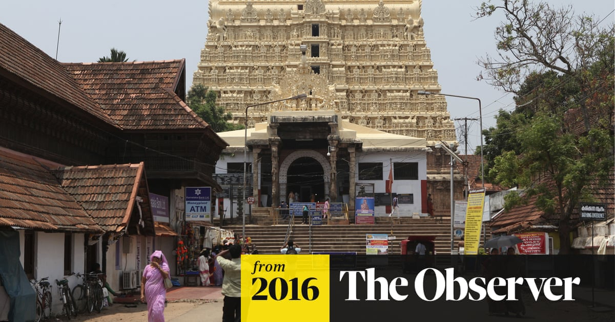 Indian royals in row over missing temple treasures | World news