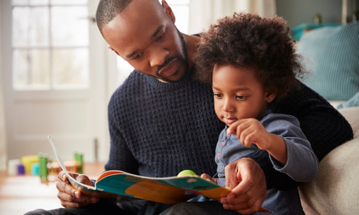 'It's about supporting their curiosity': how to build child-parent relationships through play