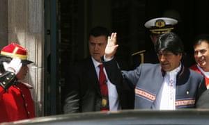 Evo Morales Bolivia defeat referendum vote