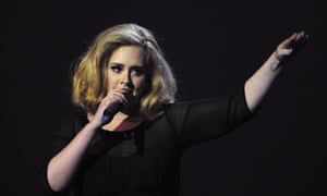 Adele … 'My pile of cash is so high …'
