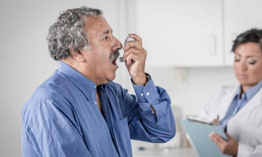 Asthma sufferers are among those who have been hastily removed from GP lists drawn up for the National Shielding Service, which also guarantees government food parcels.
