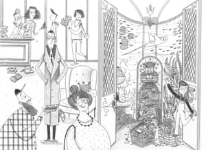 'Perkily illustrated': The Bookshop Girl