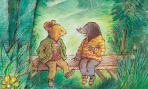 The perfect antidote to real-world worry … Mouse & Mole by Joyce Dunbar.
