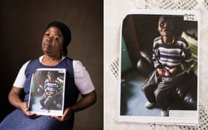 Luleka Khunjwa's 62-year-old sister, Maureen, died after being transferred to Takalani home in Soweto