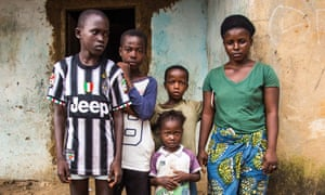 Ebola orphans face life of hardship as education and jobs