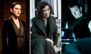 Overlooked composite: Daniela Vega in A Fantastic Woman, Sally Hawkins in Maudie, Michael Fassbender in Alien: Covenant.