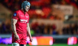 Scarlets' Jonathan Davies