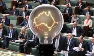 2020s vision Lightbulb Parliament