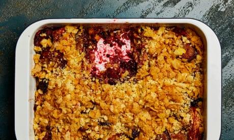 Crunch time: Yotam Ottolenghi's crumble recipes