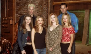 Buffy the Vampire Slayer arrived at a time when gender roles in rock music were in flux, and chipped into the debate with affection, humour and irony.
