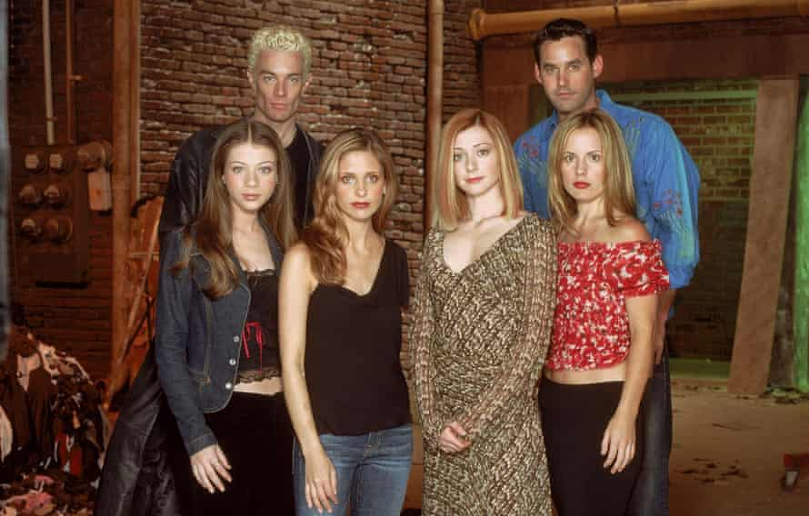 If the snappy one-liners had ever let up you would have collapsed under the weight of the philosophical complexity … Buffy the Vampire Slayer.