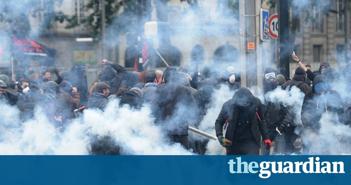The Observer view on France's labour unrest | Observer editorial