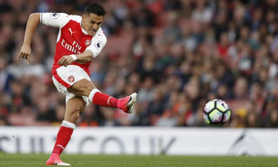 Alexis Sánchez has had three prolific seasons at Arsenal, and the club feels one more year is worth more than the lucrative transfer fee on offer.