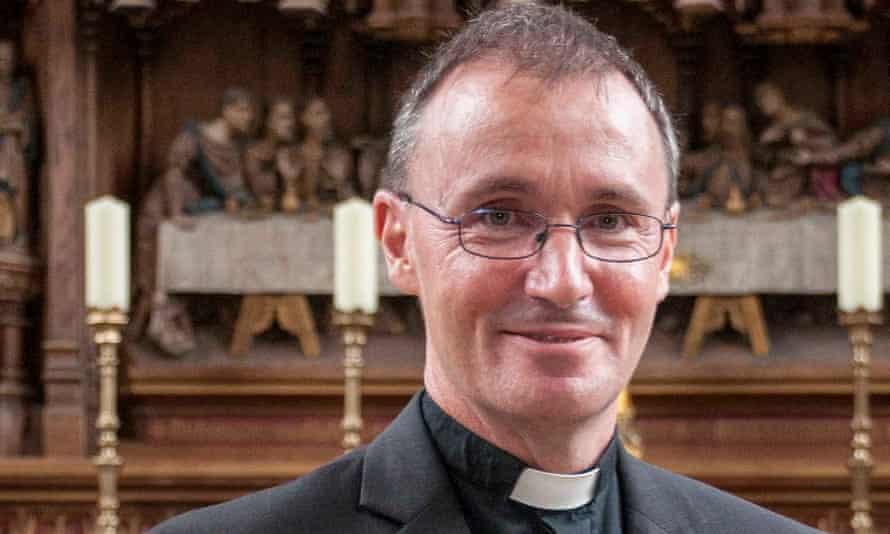 Nicholas Chamberlain, the bishop of Grantham