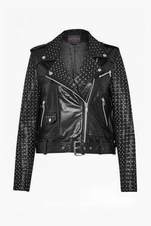 Jacket, £399, frenchconnection.com
