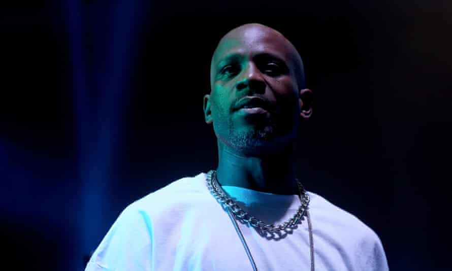 DMX at Coachella in 2015. The family said he remained in a coma and was on a ventilator.
