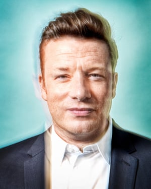 Jamie Oliver. Styling: Lima O'Donnell. Grooming: Julia Bell using Kiehl's Facial Fuel.