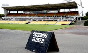 Mt Smart Stadium closed due to coronavirus
