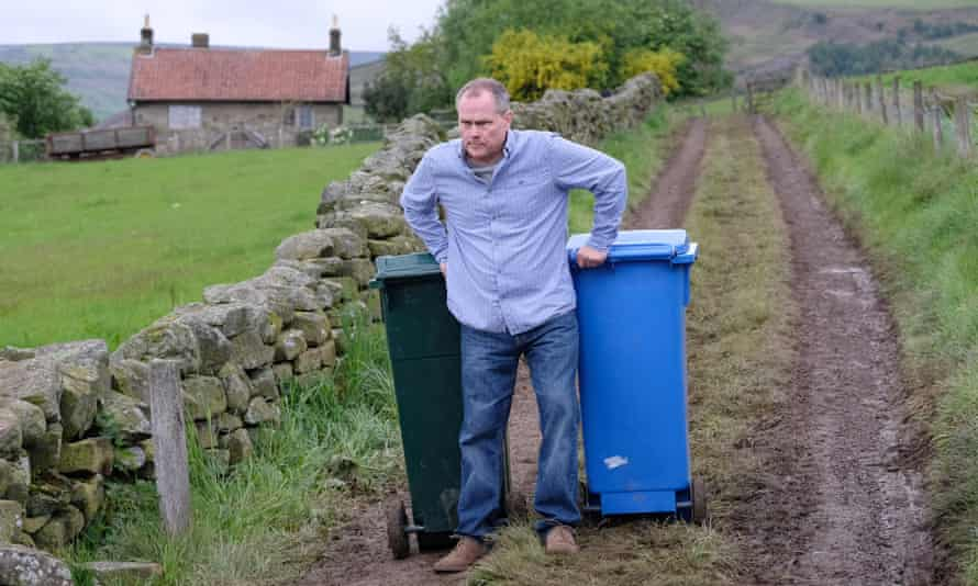 Rural bliss? Jack Dee in Bad Move.