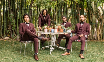 Chicano Batman: 'The first time people come out to see us, they just stare the whole time.'