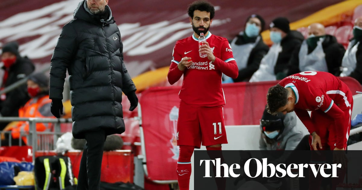 Jürgen Klopp believes Liverpool can make Burnley loss a turning point