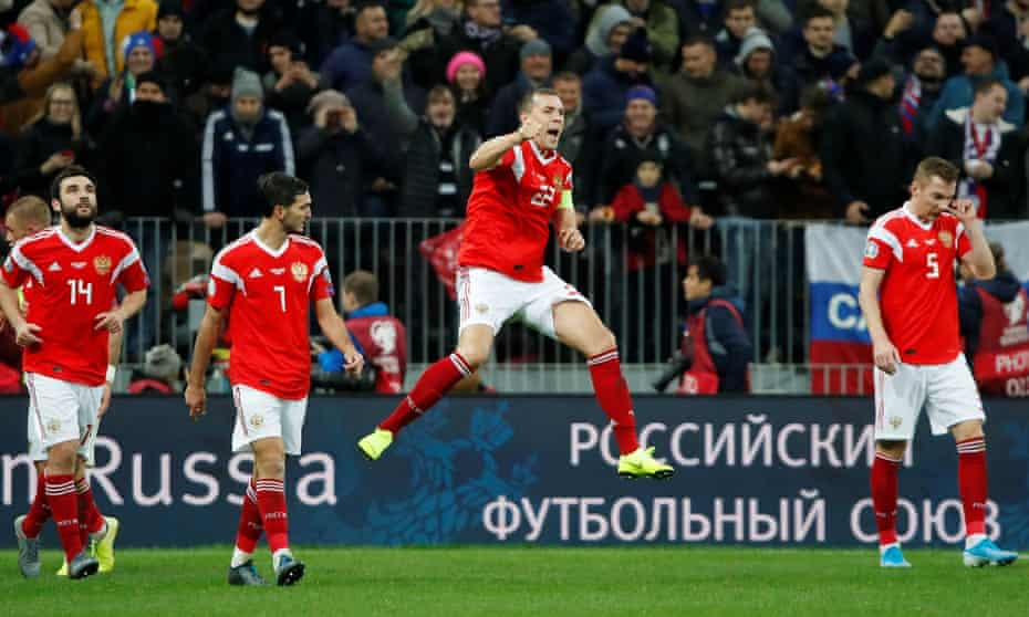 The divisive Artem Dzyuba is likely to provide Russia's main goal threat at Euro 2020.