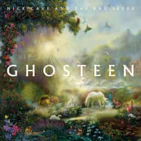 Artwork for Ghosteen by Nick Cave and the Bad Seeds
