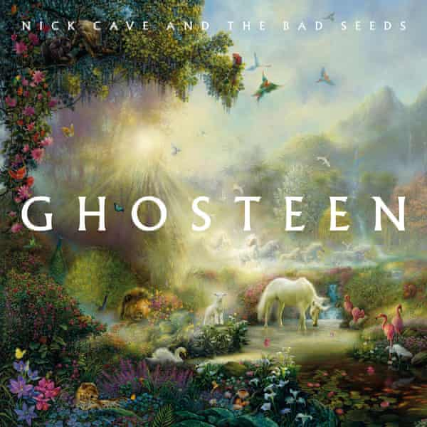 Artwork for Ghosteen by Nick Cave and the Bad Seeds.