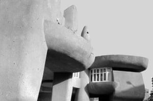 Part Flintstones … Gamal Bakry's Villa Badran.