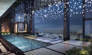 James Dyson buys £43m penthouse in Singapore