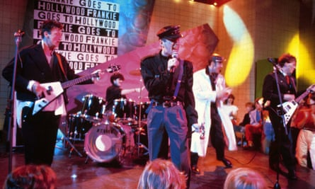 Bands such as Frankie Goes to Hollywood have their roots in gay dancefloors.