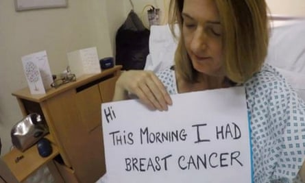 Victoria Derbyshire's video diary after her mastectomy