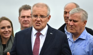 Scott Morrison says the claim the Coalition would cut spending by $40bn is 'absolute complete rubbish'