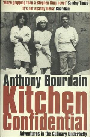 Kitchen Confidential, 2001 Edition