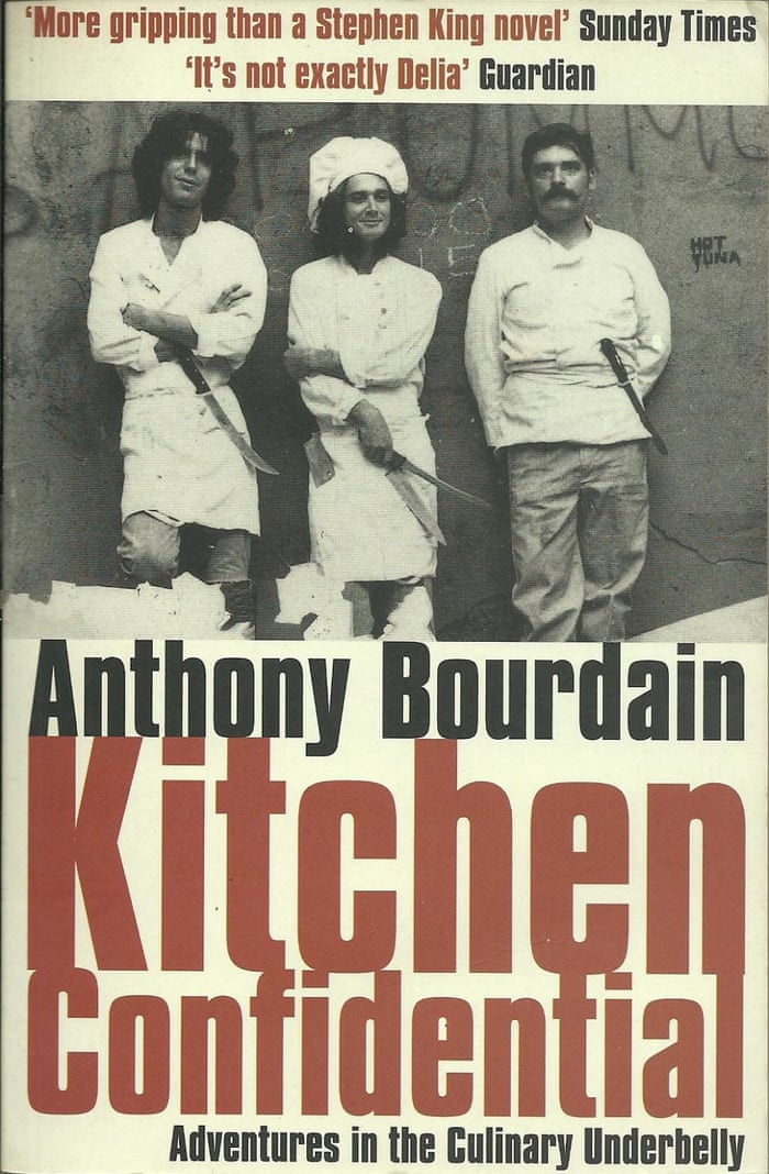 anthony bourdain obituary food the guardian