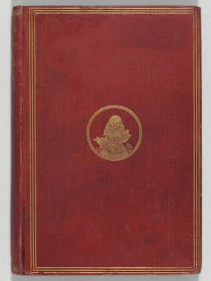The first edition of Alice's Adventures in Wonderland (Macmillan, 1865, with 42 wood-engraved illustrations by John Tenniel).