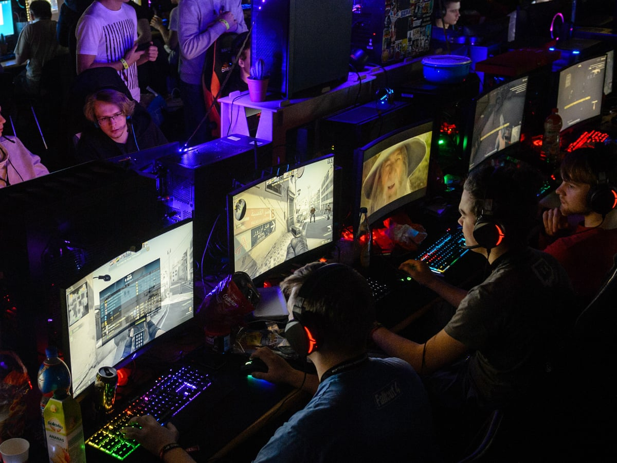 Dangerous gaming': is the WHO right to class excessive video game play as a  health disorder?   Games   The Guardian