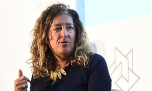 Heather Rabbatts is an FA board member