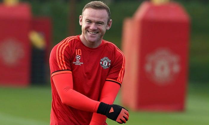 02af70415 Wayne Rooney at 30  a golden goalscorer but always a team player ...