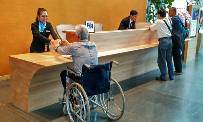 What Would A Truly Disabled Accessible City Look Like Cities