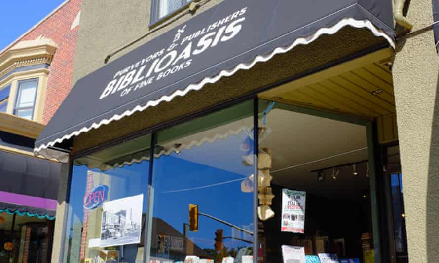 Biblioasis in Canada