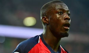 Nicolas Pépé recently featured for the Ivory Coast at the Africa Cup of Nations.