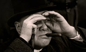 An inimitable aesthetic ... Winston Churchill.