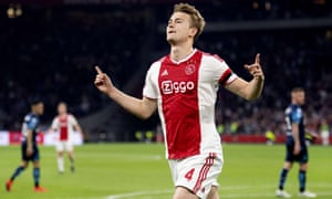 Is Matthijs de Ligt set to spurn Barcelona for Liverpool?