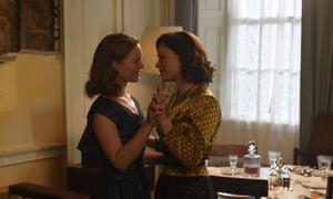 'Quietly credible': Holliday Grainger and Anna Paquin in Tell It to the Bees