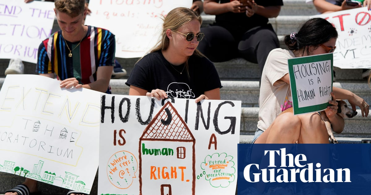 White House asks states to aid renters as CDC can't extend eviction moratorium