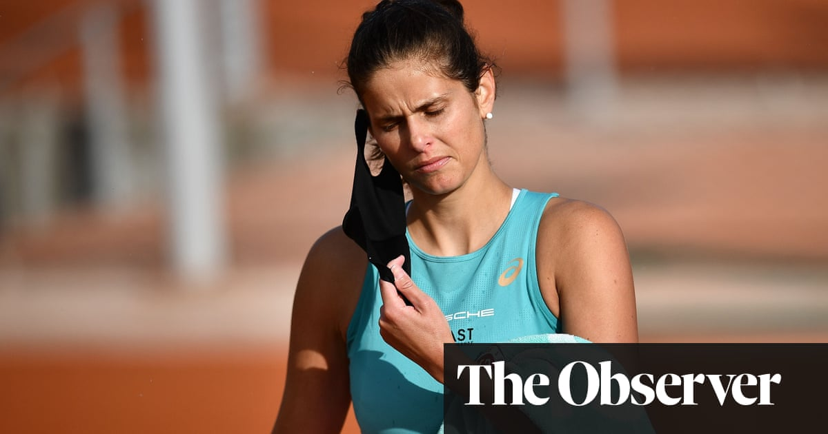 Julia Görges: 'Lockdown showed me life can be nice away from tennis, too'