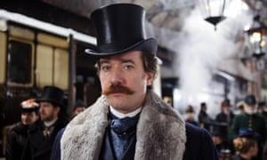 Macfadyen as Oblonsky in Joe Wright's Anna Karenina.